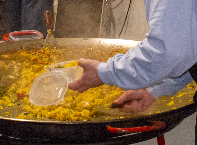 Welcome to Anything But Paella