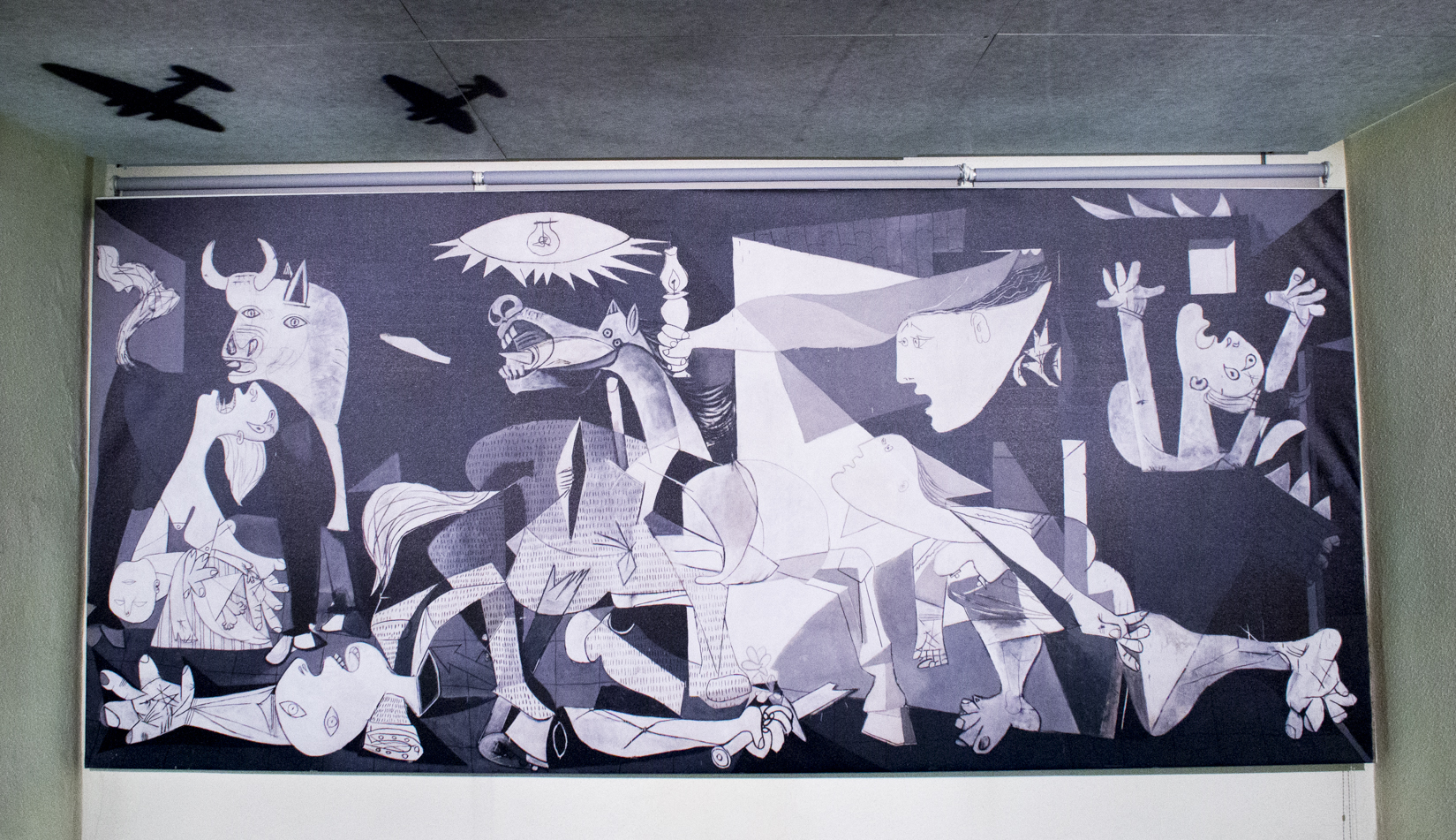 Guernica – Gernika – and the Museum of Peace