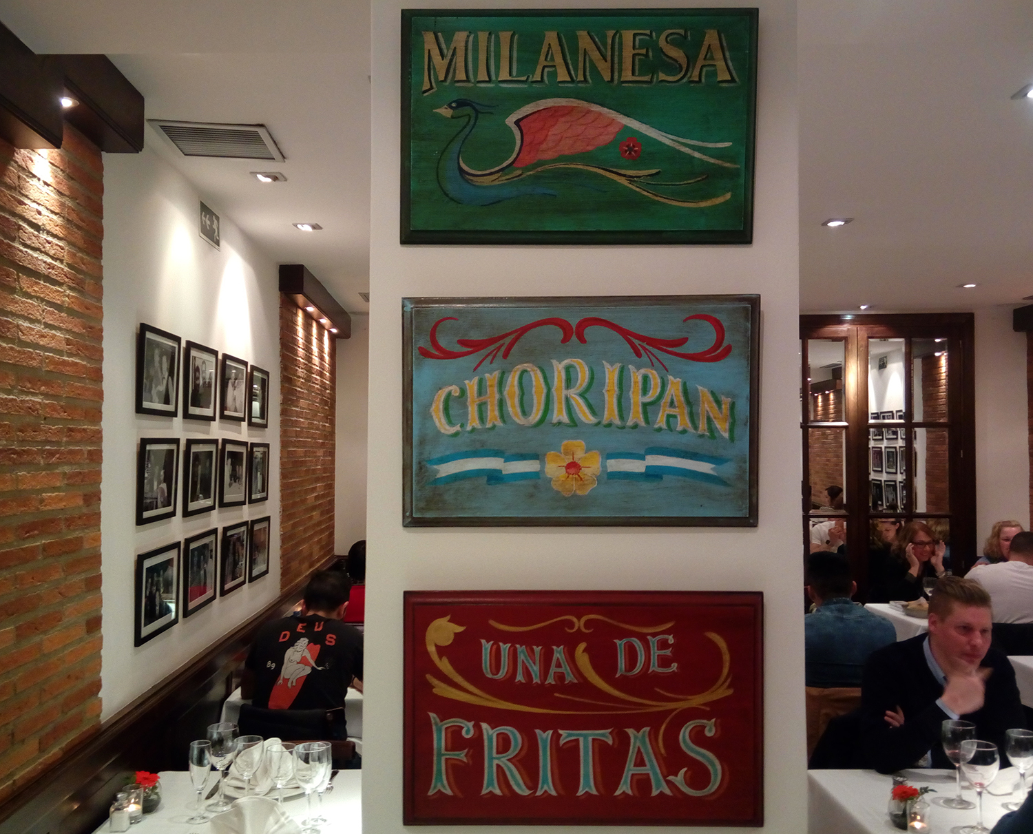 A Meat Feast in Madrid