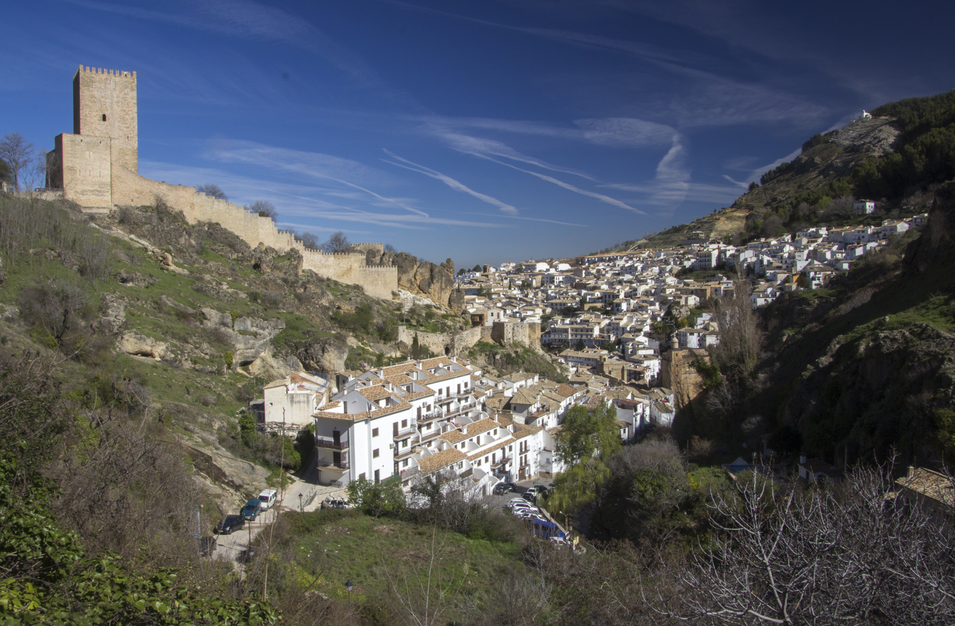 Cazorla – Everything you would expect from Medieval Andalucia