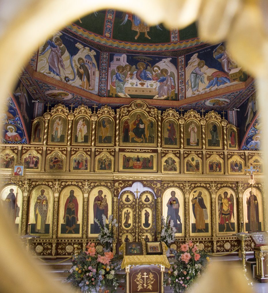 Altea's Russian Orthodox Church