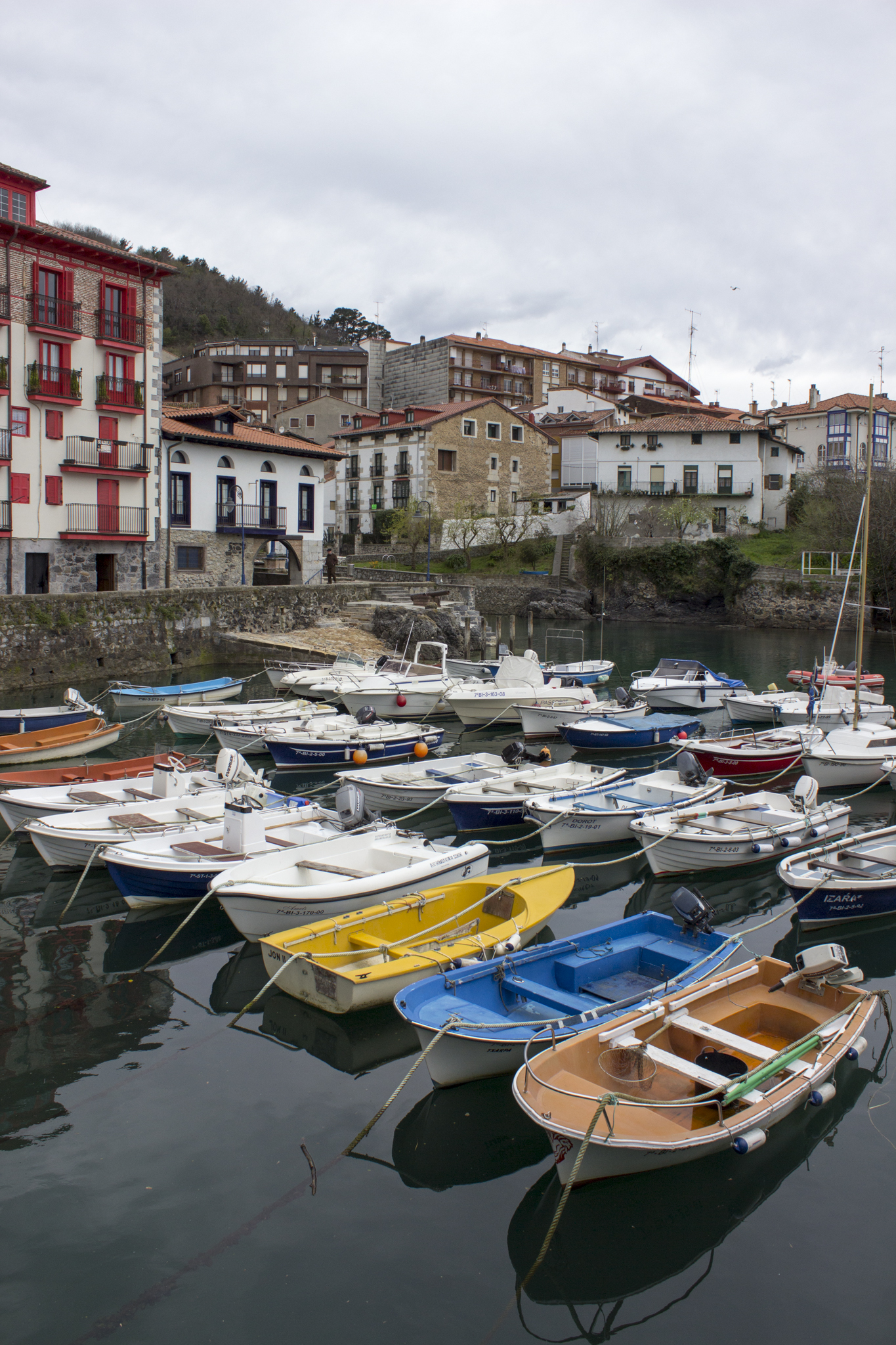 Basque-ing on the coast #1 – Mundaka
