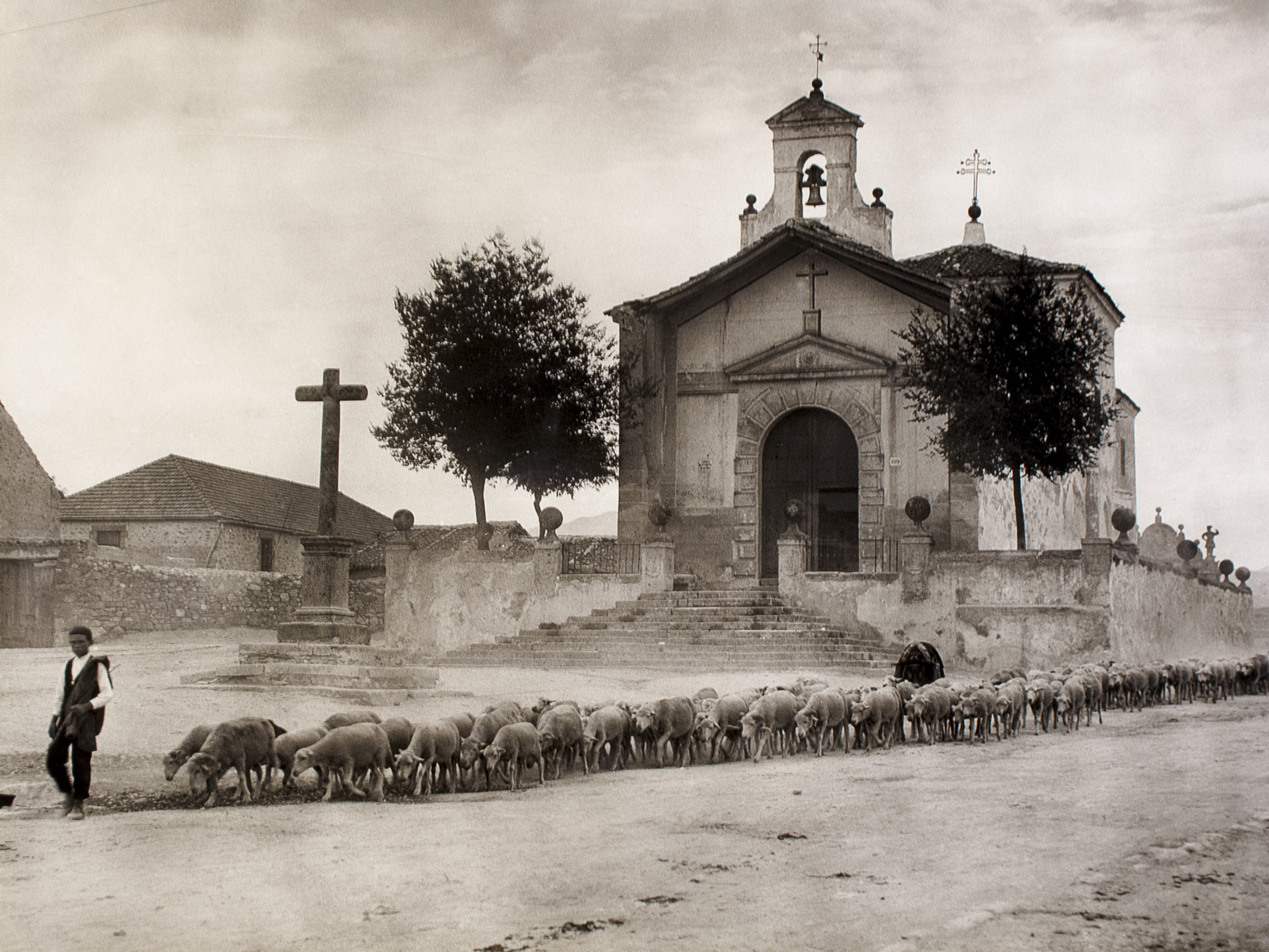 A Glimpse into Spain's Rural Past