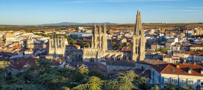 Burgos – much more than morcilla!