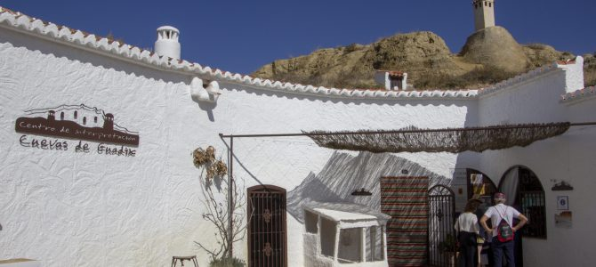 The Cave Dwellers of Guadix