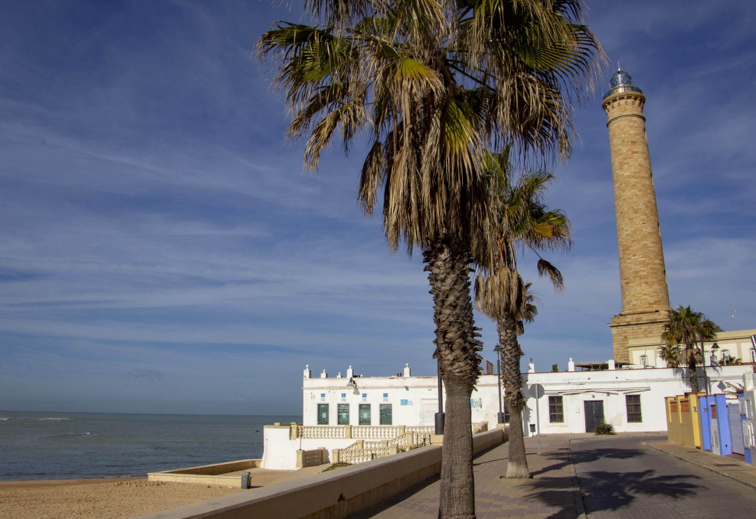Chipiona and Spain's Tallest Lighthouse
