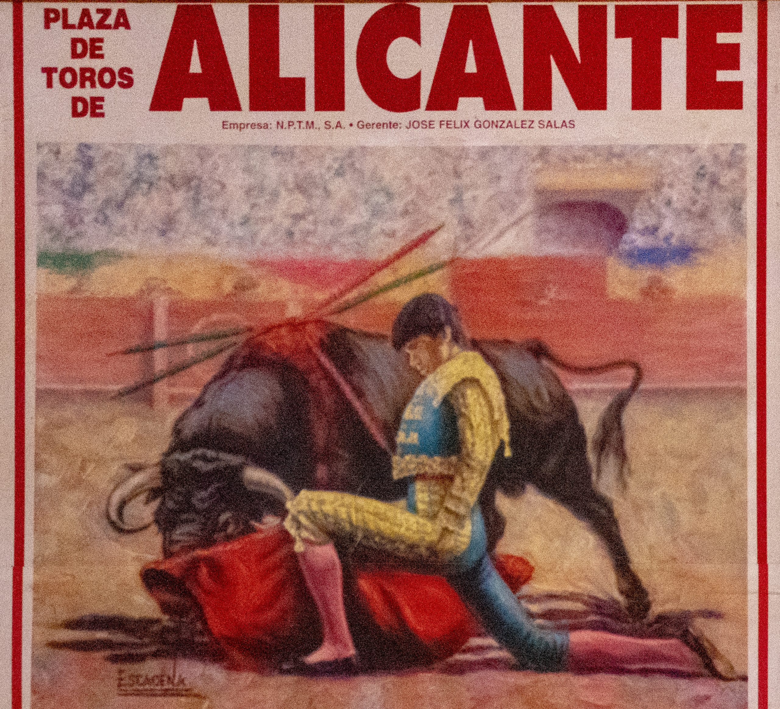 Alicante Bullfighting Museum