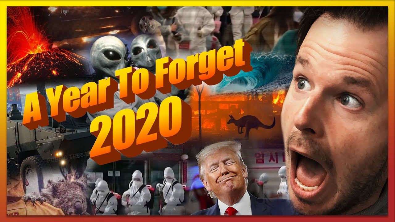 2020 – The year that never was!