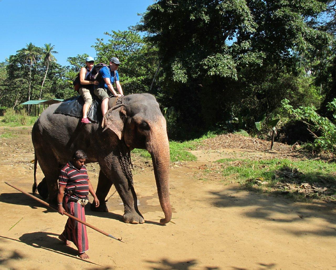 A trip to Sri Lanka