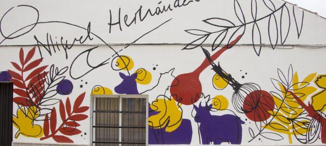 San Isidro Murals 2018