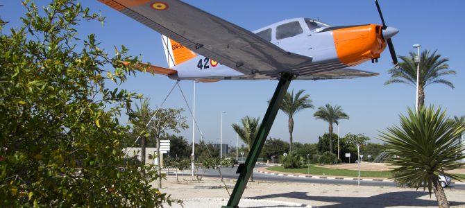 Guardamar's Tribute to Spanish Aviation