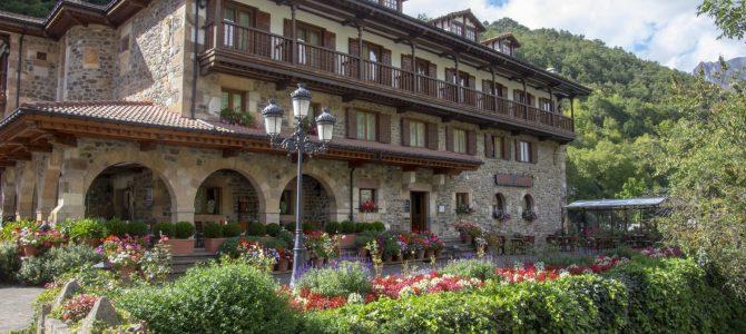 Hotel del Oso for a special celebration