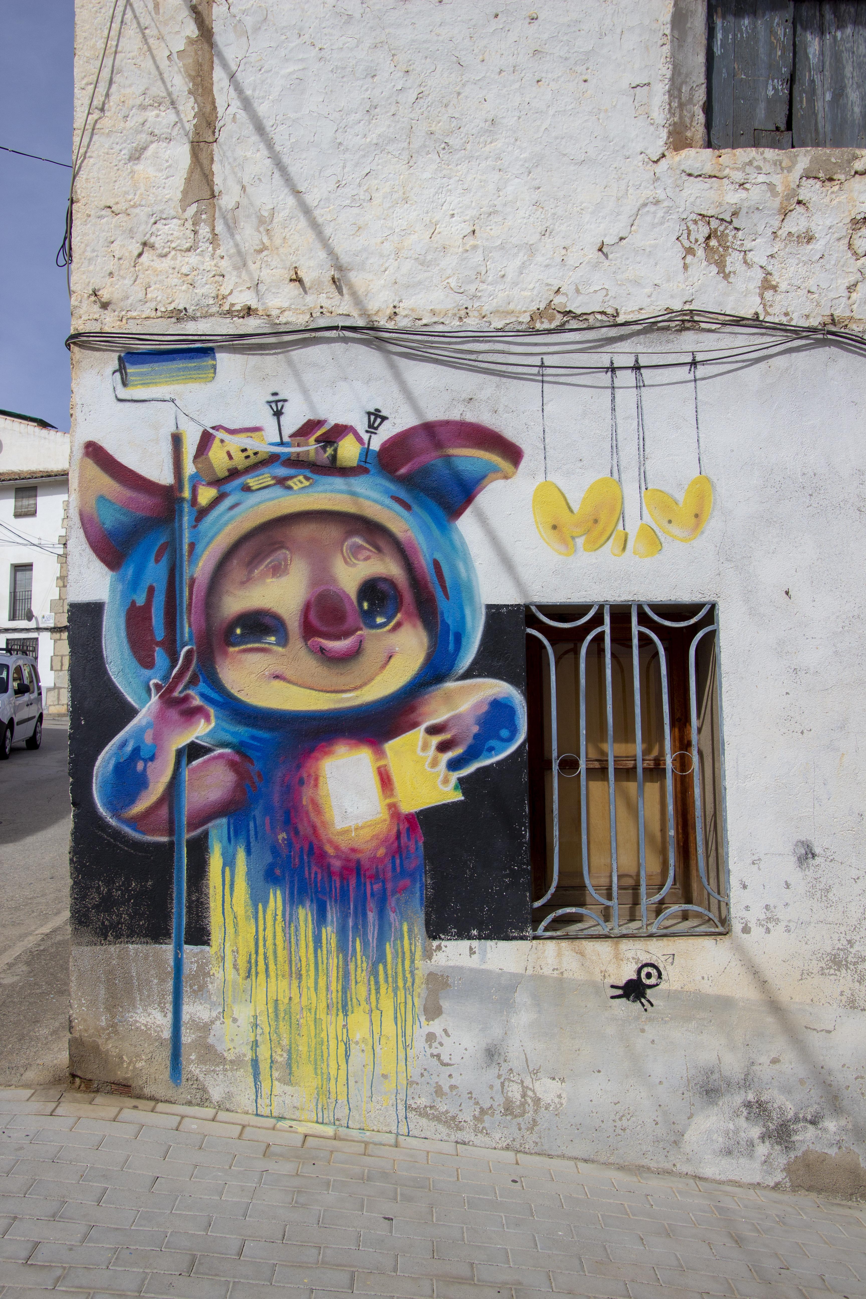 MIAU Fanzara – Urban Art Spectacular