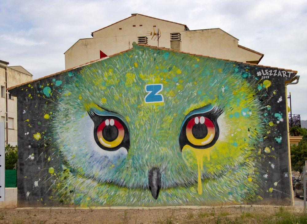 Marvellous Murals in Geldo